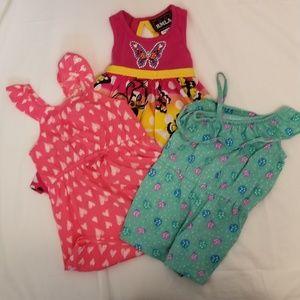 Girls size 2T dresses